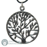Modern Style Tree of Life Pendant - Grove and Grotto