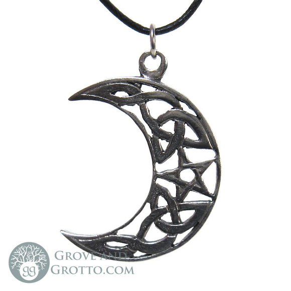 Magick Moon Pendant - Grove and Grotto