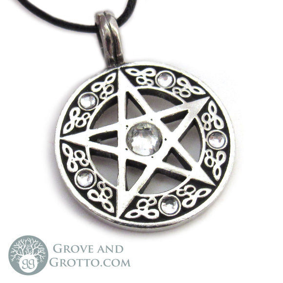 Pentacle of Light Pendant