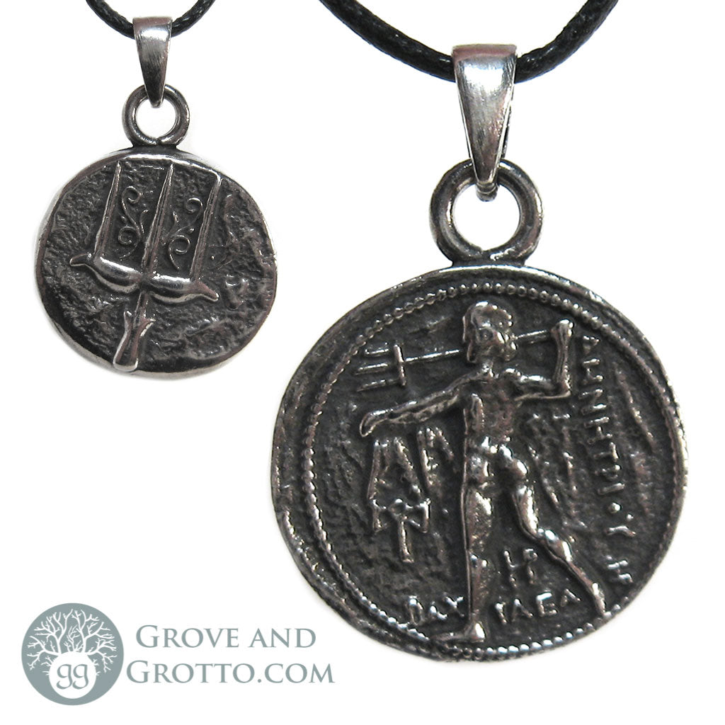 replica photo charles coin poseidon htm friend p alchemia greek albert email larger a pendant