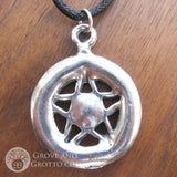Protected Life Pentagram (Blue) - Grove and Grotto