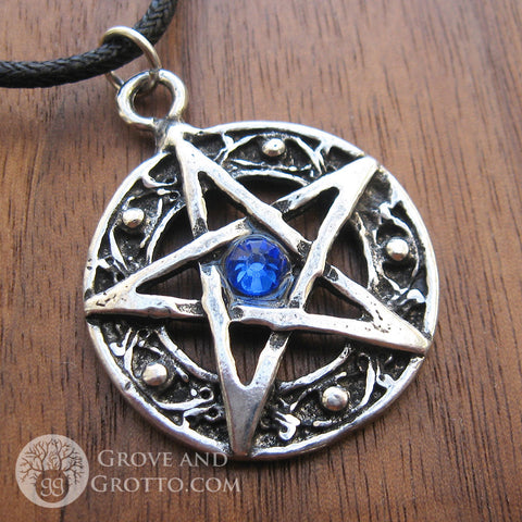 Protected Life Pentagram (Blue)