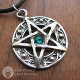 Protected Life Pentagram (Green)