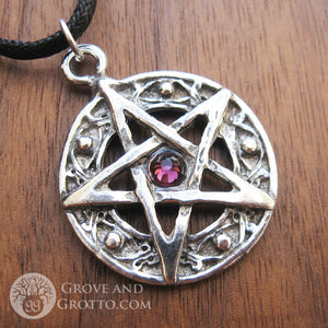 Protected Life Pentagram (Purple)