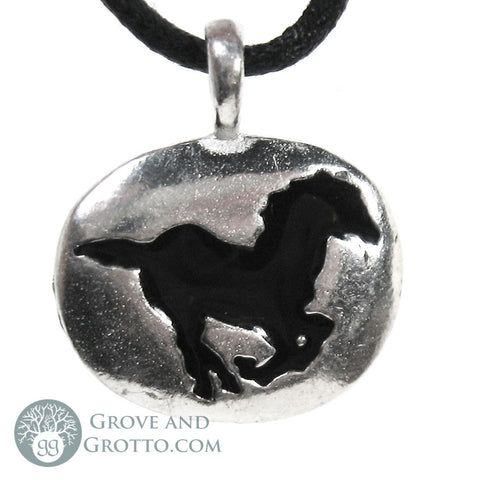 Horse Animal Spirit Pendant