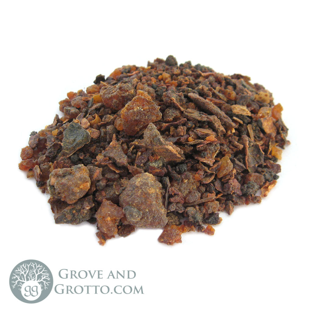 Myrrh Resin Incense (3/4 oz)