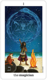 Sun and Moon Tarot - Grove and Grotto