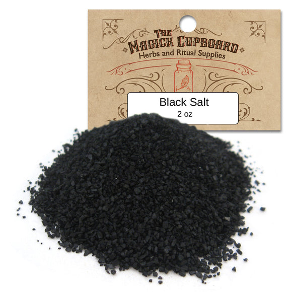 Black Salt (2 oz)