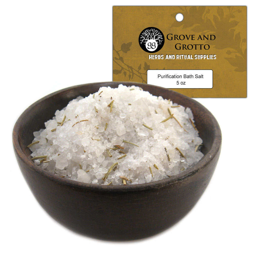 Purification Bath Salt (5 oz)