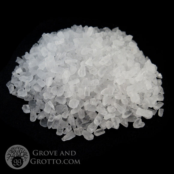 Coarse Sea Salt (2 oz) - Grove and Grotto