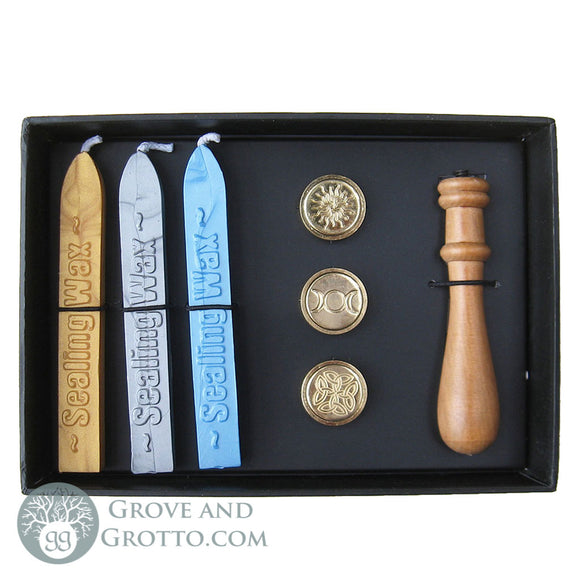 Spiritual Sealing Wax Kit - Grove and Grotto