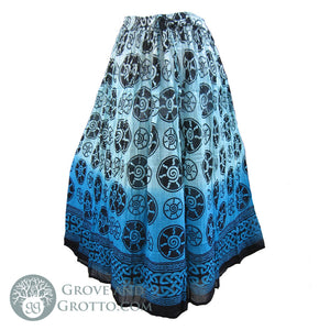 Celtic Spiral Skirt - Grove and Grotto