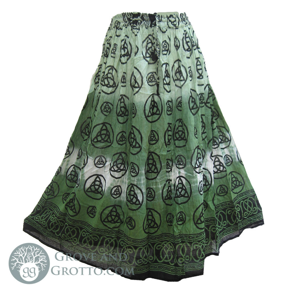 Triquetra Skirt - Grove and Grotto