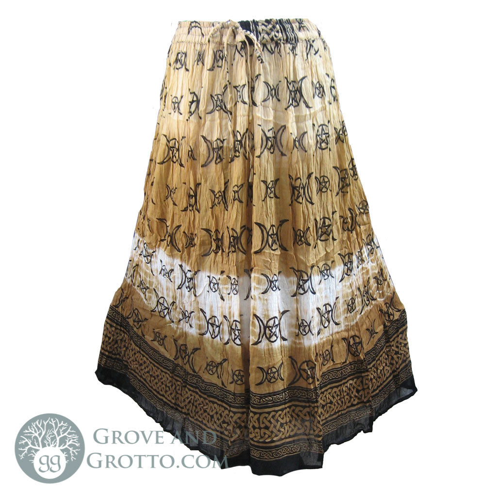 Triple Moon Skirt - Grove and Grotto