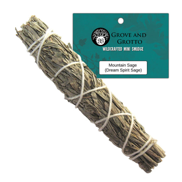 Mountain Sage Smudge
