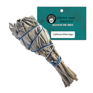 White Sage Smudge (Torch Style) - Grove and Grotto