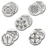 Pocket Spell Charms by Christopher Penczak - Grove and Grotto