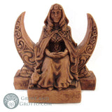 Small Moon Goddess Statue - Grove and Grotto