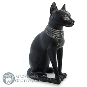 Bastet Statue - Grove and Grotto