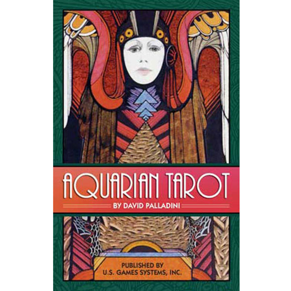 Aquarian Tarot - Grove and Grotto