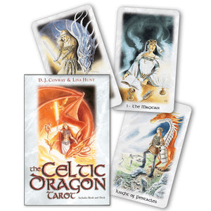 Celtic Dragon Tarot (Boxed Set) - Grove and Grotto
