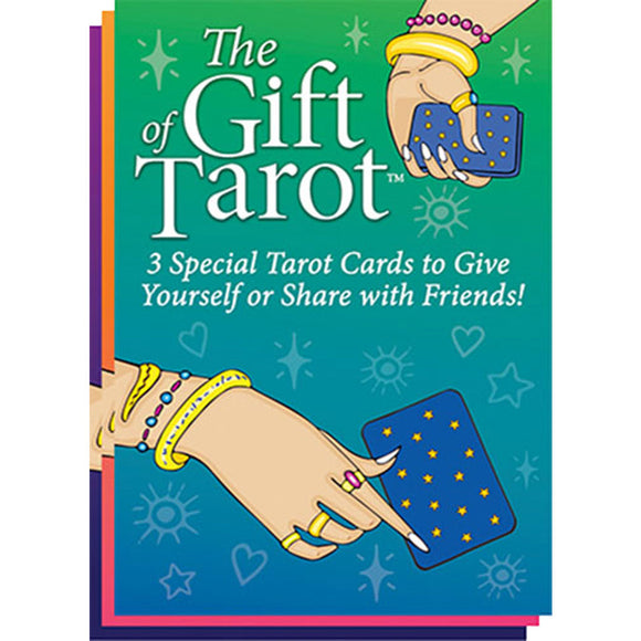 The Gift of Tarot (One Envelope) - Grove and Grotto
