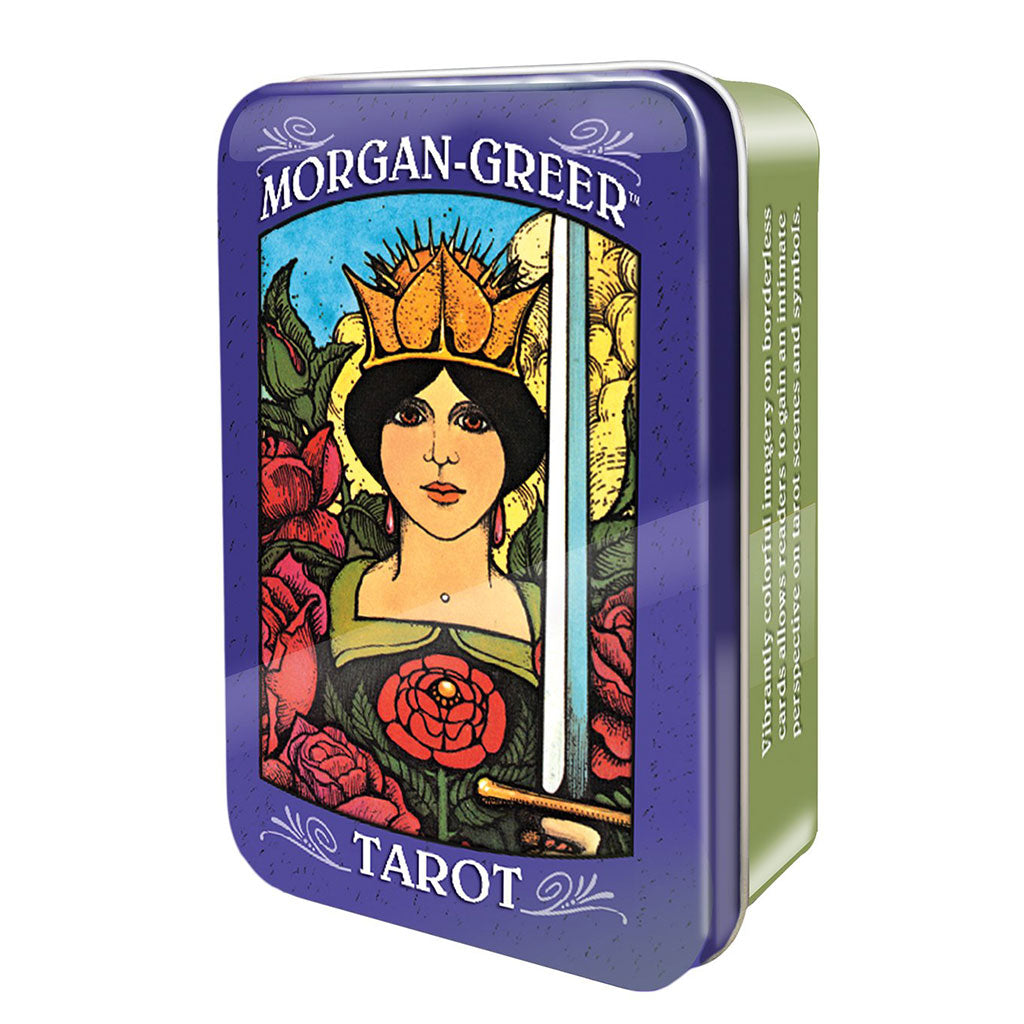Morgan-Greer Tarot (Collectible Tin) - Grove and Grotto