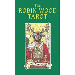 Robin Wood Tarot - Grove and Grotto
