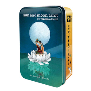 Sun and Moon Tarot (Collectible Tin) - Grove and Grotto