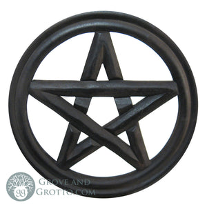 "Pentacle Wall Hanging 12"" - Grove and Grotto"