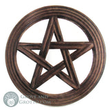 Pentacle Wall Hanging 12""