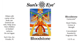 Sun's Eye Bloodstone Oil