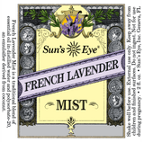 Sun's Eye French Lavender Mist (2 oz) - Grove and Grotto
