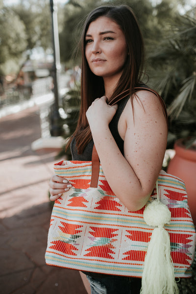 Tahitian Summer Tote Bag