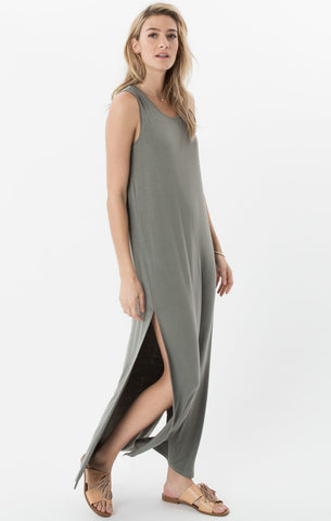 The High Slit Maxi Dress // Z.Supply