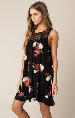 The Floral Statement Dress // Others Follow