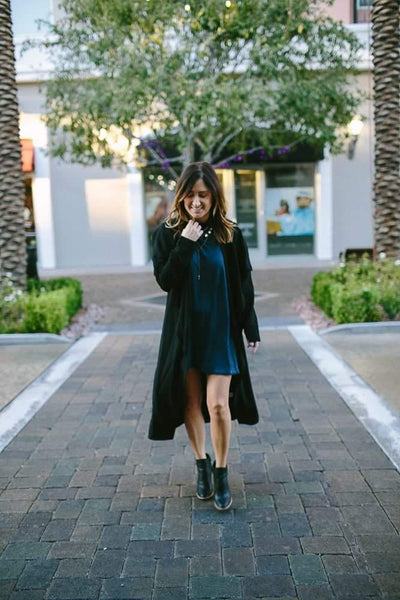 The Zita Coat // YFB - On the Road