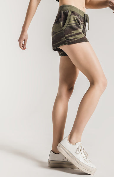 The Camo Short // ZSupply