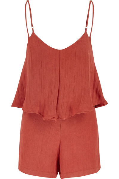 Ellie Tiered Romper