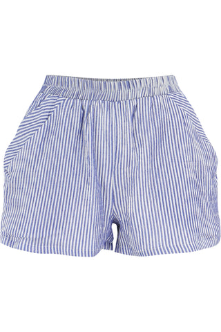 Drape Pocket Short