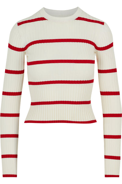 Serena Crop Sweater