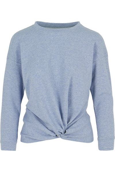 Front Twist Sweatshirt