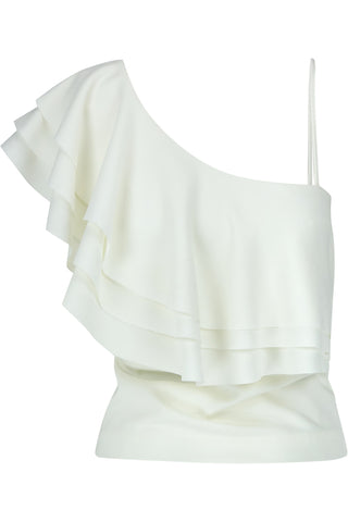 Havana Hottie Top- White