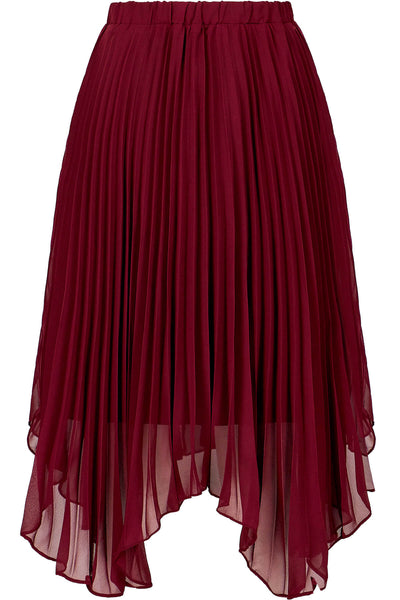 Laurel Pleat Skirt