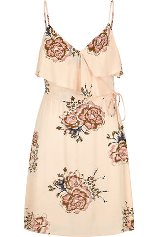 Camila Ruffle Dress
