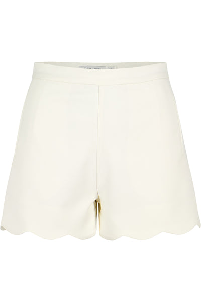 Cassidy Scalloped Short