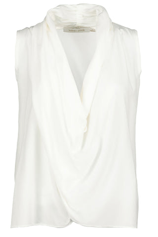 Desiree Twist Front Top