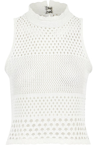 Stella Crop Sweater