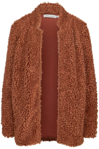 Faux Fur Jacket