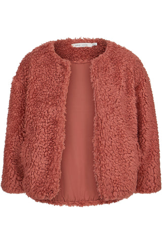Bolero Faux Fur Jacket